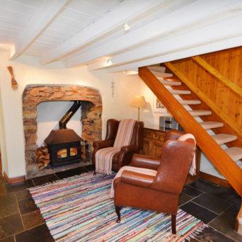 Gargoyle Cottage Holiday Cottage Perranporth Cornwall