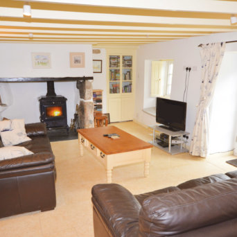 Mill Cottage Holiday Cottage Perranporth Cornwall