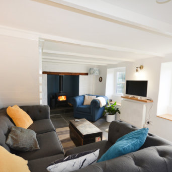 The Rosery Holiday Cottage Perranporth Cornwall