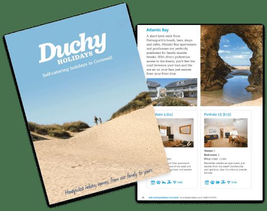 Duchy Holidays Brochure