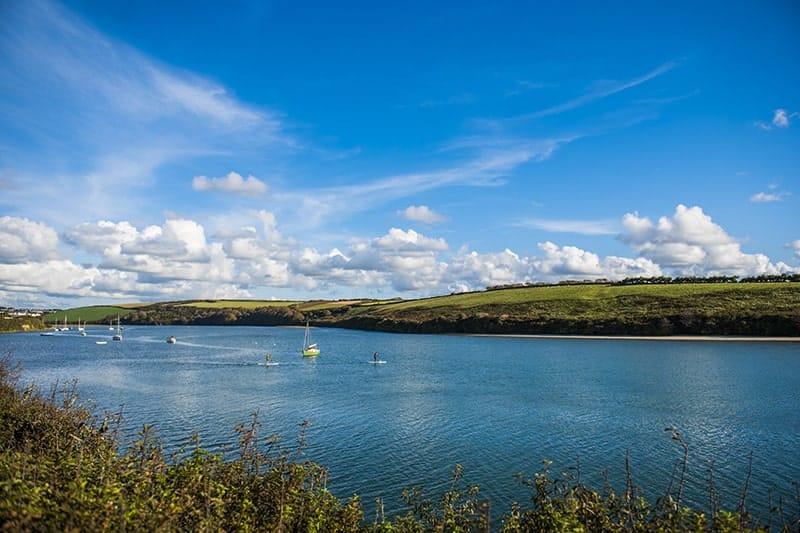 SUP Gannel Newquay Cornwall
